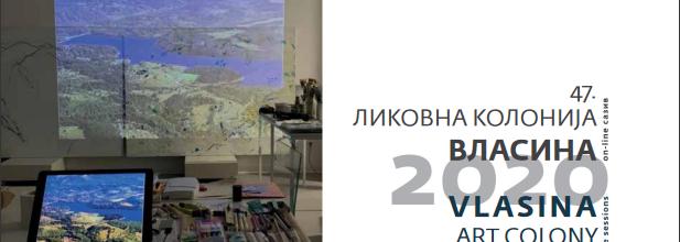 47th Vlasina Art Colony